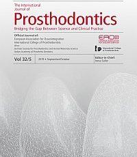 The International Journal of Prosthodontics