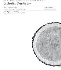 International Journal of Esthetic Dentistry