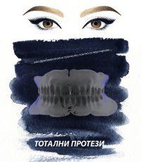 Тотални протези: Препоръки относно процеса на изработване на цели протези: в търсене на улеснението